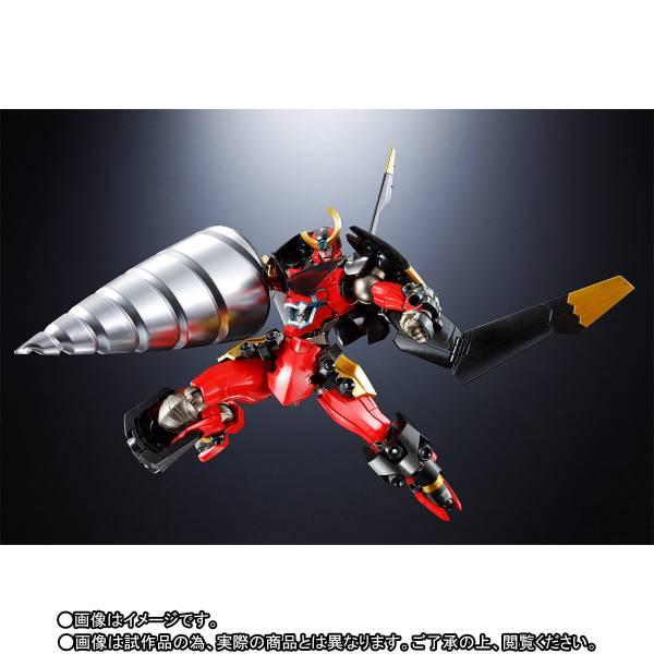 Super Robot Chogokin GURREN LAGANN Action Figure BANDAI TAMASHII NATIONS Japan