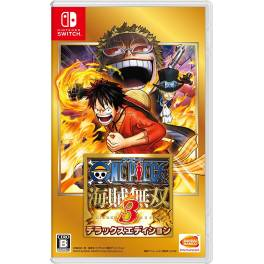 One Piece: Pirate Warriors 3 Deluxe Edition [Switch]