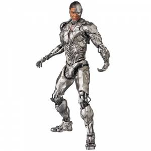 JUSTICE LEAGUE - CYBORG [MAFEX No. 063]