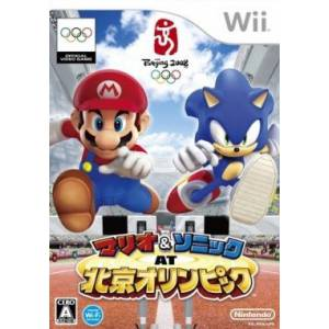Mario & Sonic At Beijing Olympic 2008 [occasion]