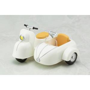 Motorcycle & Sidecar (Milk White) [Cu-poche Extra]
