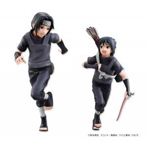 Naruto Shippuuden - Itachi Uchiha & Sasuke Limited Edition [G.E.M.]