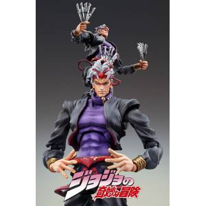 JoJo's Bizarre Adventure Part.III 50. DIO Hirohiko Araki Black Ver. [Super Action Statue]