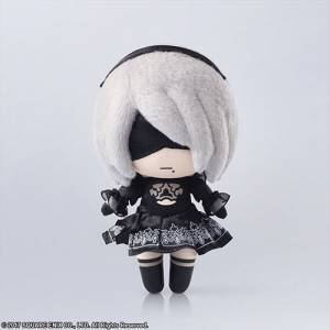 NieR:Automata - Mini Plush: 2B (YoRHa No.2 Type B) [Plush Toys]