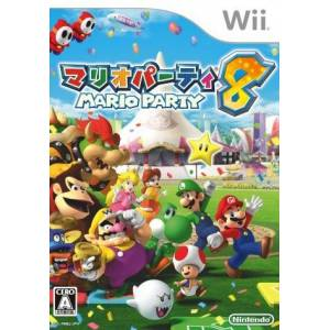 Mario Party 8 [Wii - Occasion BE]