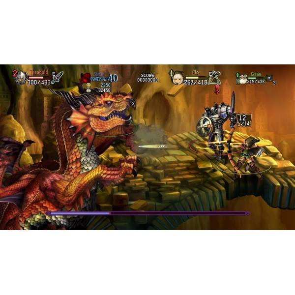 Dragon's crown has ps3+vita cross-save, but not cross-online play.