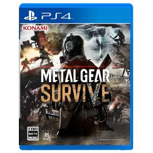 METAL GEAR SURVIVE - Standard Edition [PS4]