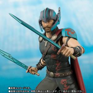 FREE SHIPPING - Thor: Ragnarok - Thor Limited Edition [SH Figuarts]