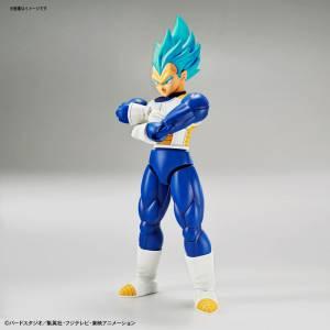 Dragon Ball Z - Super Saiyan God Super Saiyan Blue Vegeta Plastic Model [Figure-rise Standard]