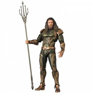JUSTICE LEAGUE - AQUAMAN [MAFEX No.061]