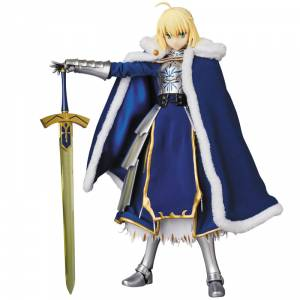 Fate/Grand Order - Saber /Altria Pendragon Ver.1.5 [RAH / Real Action Heroes 777]