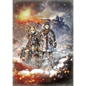 Valkyria Chronicles 4 / Senjou no Valkyria 4 - 10th Anniversary Memorial Pack [PS4]