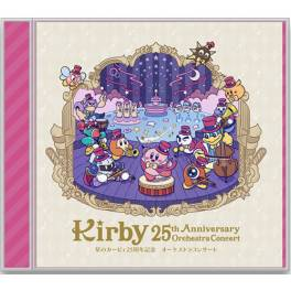 Kirby 25th Anniversary Orchestra Concert [OST]