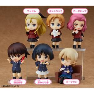 Girls und Panzer das Finale 03 6 Pack BOX( [Nendoroid Petite]