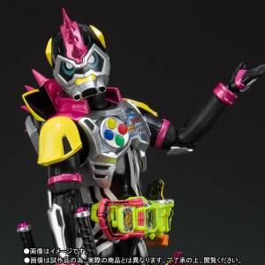 Kamen Rider Lazer Turbo Bike Gamer Level 0 Limited Edition [SH Figuarts]