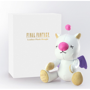 Final Fantasy - Leather Plush Moogle Limited Edition [Plush Toys]