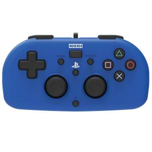 Hori Wired Controller Light for PlayStation 4 - Blue Ver. [PS4]