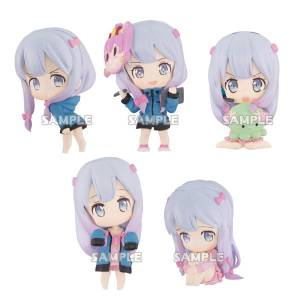 Eromanga Sensei - Sagiri ga Ippai Collection Figure 6 Pack BOX [Bushiroad Creative]