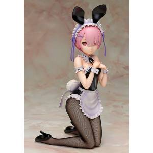 Re:ZERO -Starting Life in Another World- Ram: Bunny Ver. [B-STYLE / FREEing]