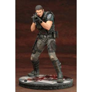 Resident Evil / Biohazard: Vendetta: Chris Redfield [ARTFX]