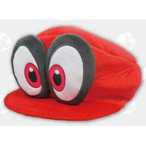 Super Mario Odyssey - Cappy Mario's Hat Version [Plush Toys]