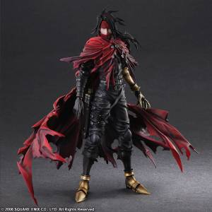 Dirge of Cerberus: Final Fantasy VII - Vincent Valentine [Play Arts Kai]