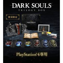 DARK SOULS TRILOGY BOX Limited Edition [PS4]