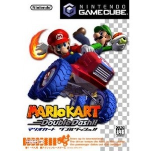 Mario Kart Double Dash!! [NGC - used good condition]