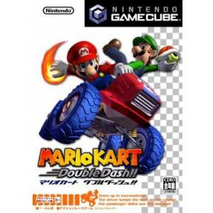Mario Kart Double Dash!! [NGC - occasion BE]