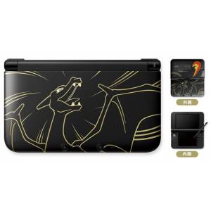Nintendo 3DS LL (XL) - Pokémon - Lizardon (Charizard) Edition [Brand New]