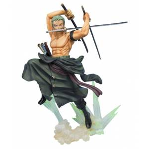 One Piece -  Roronoa Zoro -Ultra Gari- [Figuarts ZERO - BOX SLIGHTLY DAMAGED]
