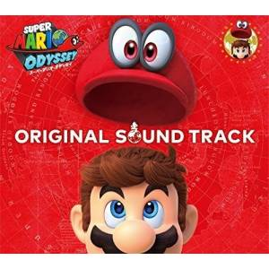 Super Mario Odyssey Original Soundtrack [OST]