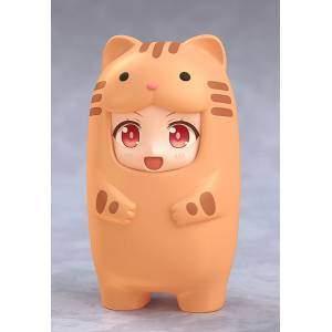 Kigurumi Face Parts Case (Tabby Cat) [Nendoroid More]