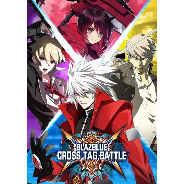 Buy nintendo switch brand new games softs japanese import nin blazblue cross tag battle standard edition switch sciox Images