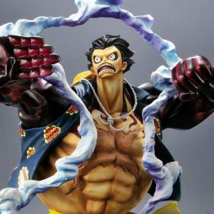 One Piece - Monkey D. Luffy Gear Fourth, Boundman ver. Premium Bandai limited [One Piece Archive Collection]
