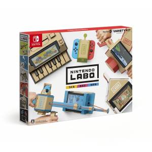 Nintendo Labo Toy-Con 01: Variety Kit [Switch]