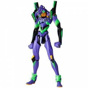 EVANGELION EVOLUTION - EV-001 EVA-01 Test Type Reissue [Legacy of Revoltech]