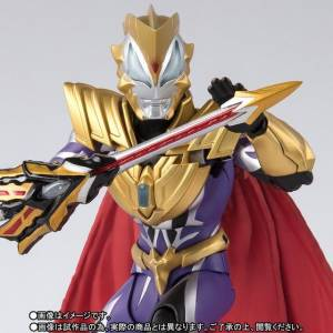Ultraman Geed Royal Megamaster Limited Edition [SH Figuarts]