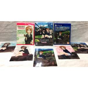 Girls And Panzer Dream Tank Match - Premium Limited Edition [PS4]
