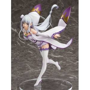 FREE SHIPPING - Re:ZERO -Starting Life in Another World- Emilia [Good Smile Company]