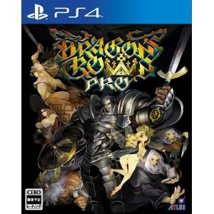 Dragon's Crown Pro [PS4 - Used Good Condition]