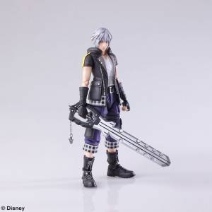 KINGDOM HEARTS III - Riku [BRING ARTS / Square Enix]