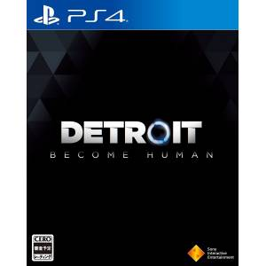 Detroit: Become Human - standard edition [PS4]