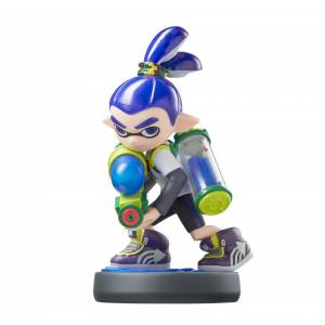 RESTOCK IN JUNE Amiibo Boy - Splatoon series Ver. [Wii U]