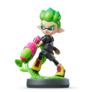 Restock en juin  Amiibo Boy - Splatoon 2 [Switch]