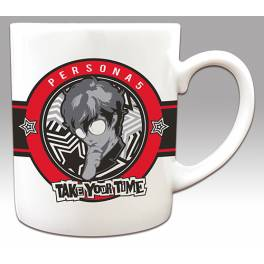 Persona 5 - Take Your Time Special Mug Cup Reissue [Goods]