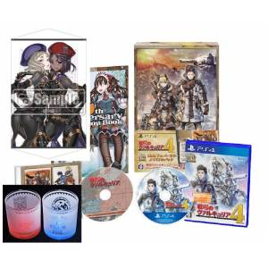 Valkyria Chronicles 4 / Senjou no Valkyria 4 - 10th Anniversary Memorial Pack DX Pack Limited Edition [PS4]
