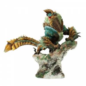 Monster Hunter - Creator's Model Thunder Wolf Wyvern Zinogre Fukkoku Edition [Capcom Figure Builder]