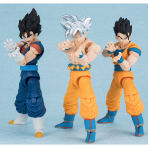 Dragon Ball Super - Ultimate Gohan / Vegito / Son Goku Migatte no Goku'i 6 pack BOX  [Bandai Shodo Vol. 6]