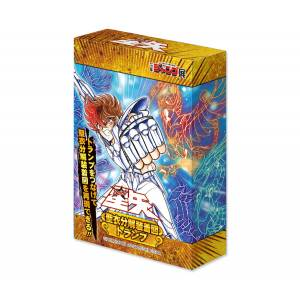Saint Seiya - WJ 50 anniversary exhibition VOL.1 Trump Cards [Playing Cards]